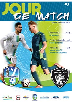 JoursDeMatch-n3 - Moulins Yzeure Foot